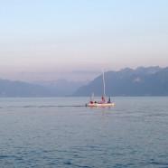 Ein Wochenende in Lausanne
