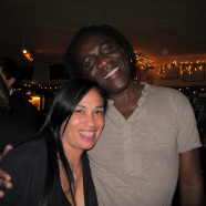 together with … Richard Bona
