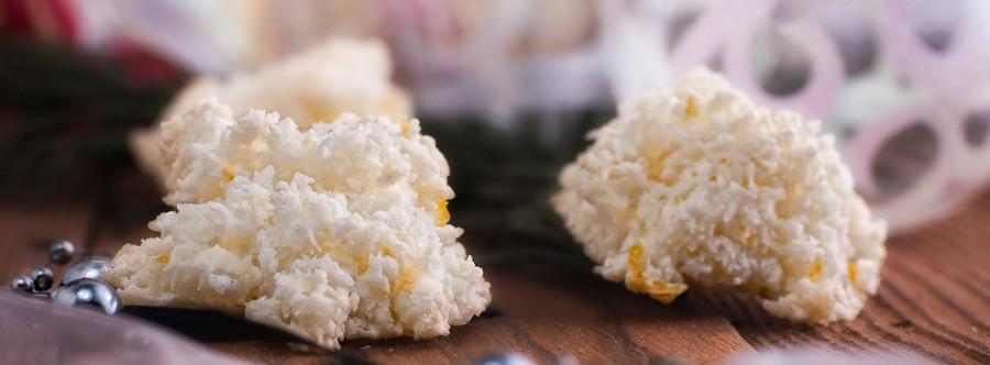 Irrésistibles Macarons Coco Zeste de Citron